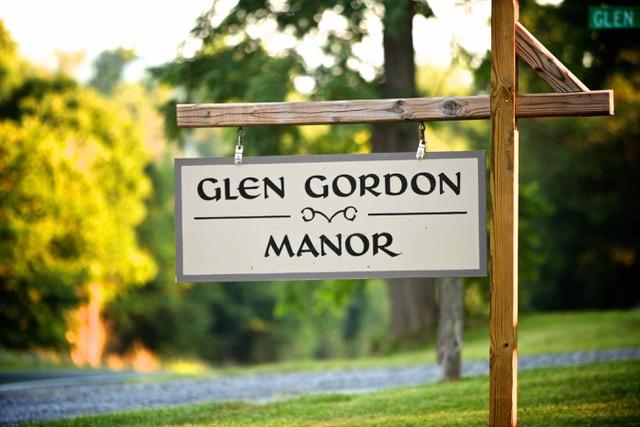 Staycation Glen Gordon Manor Welcome Sign Virginia u8j.a9f.myftpupload.com