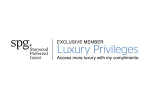 starwood exclusive member luxury privilieges